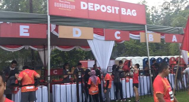 deposit bag