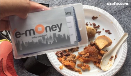 Emoney Mandiri