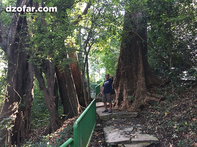 Perjalanan Goa Margo Tresno