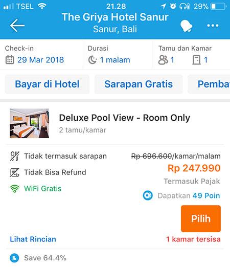 Hotel Griya Sanur