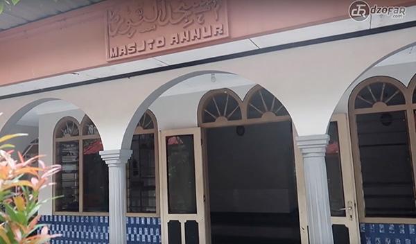 Masjid An Nur Hotel Nirwana