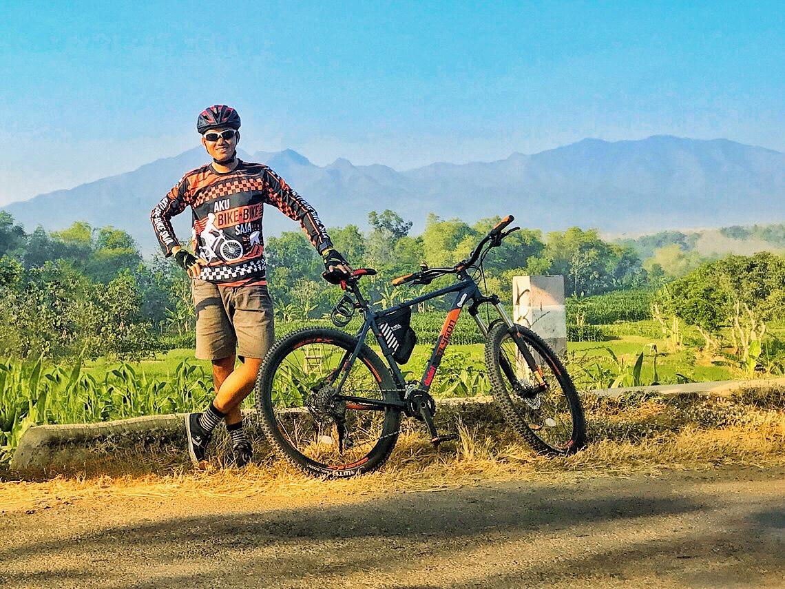 Jagang Sepeda Penting Gak Penting Sang Vectoria Jenaka