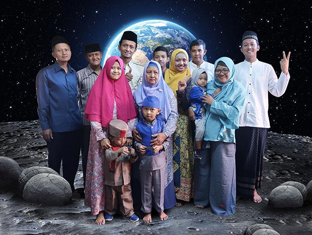 Keluarga Planet Asgard