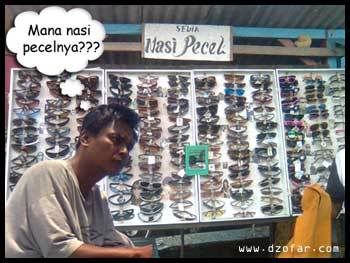Nasi Pecel atau??