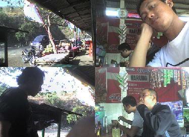 makan-makan di Kawasan Paiton probolinggo