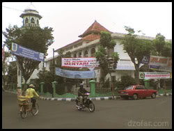 Masjid Agung Baitus Salam Nganjuk