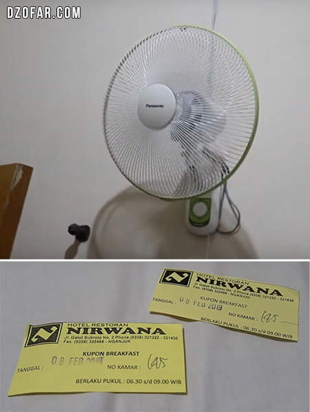 Kipas angin nirwana