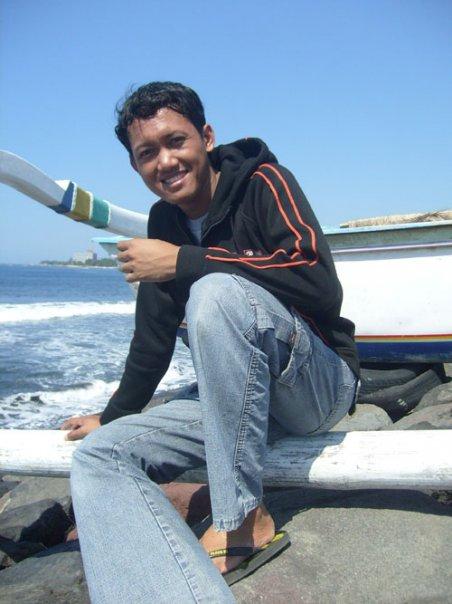 Pantai Padang Galak Bali