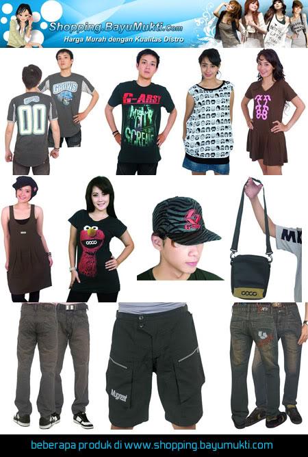 macam-macam produk di shopping.bayumukti.com