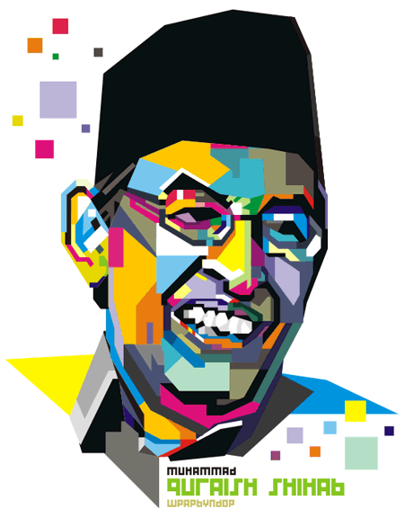 Quraish shihab in WPAP by ndop