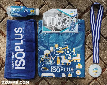 racepack isoplus