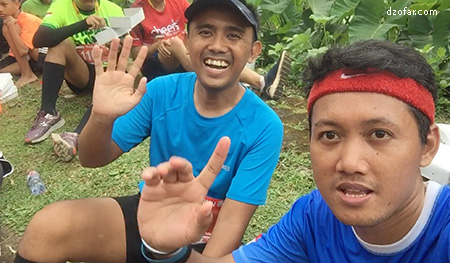 rizky delta runner