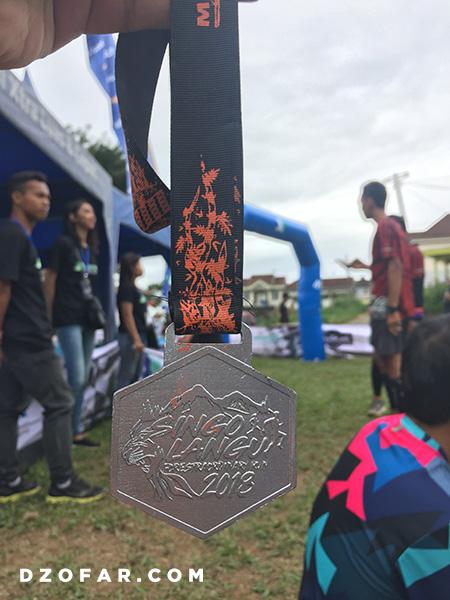 Medali Singolangu