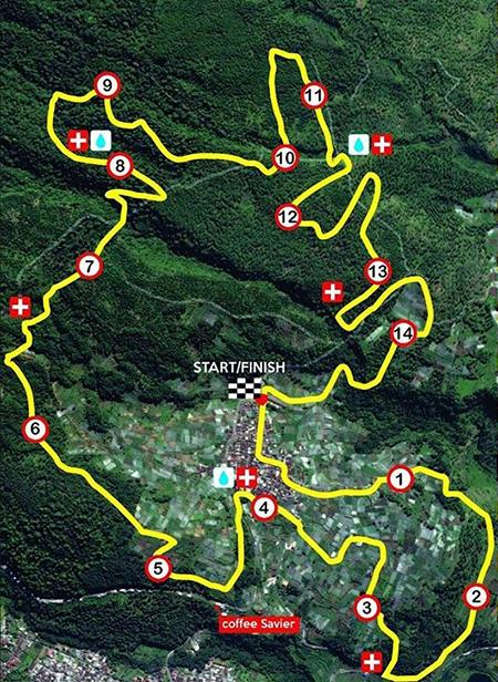 race map singolangu panitia
