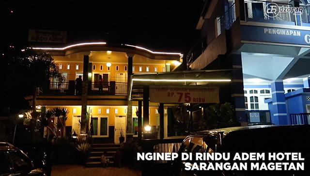 Hotel Rindu Adem Sarangan Magetan