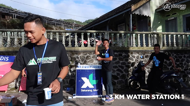 singolangu water station