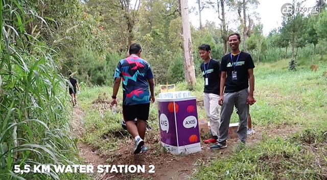 water station kedua