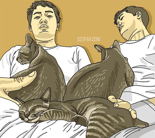 SUbaru artwork kucing