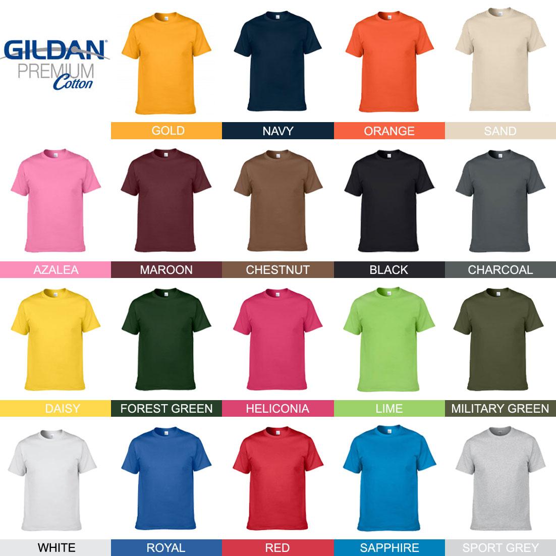 Warna Gildan