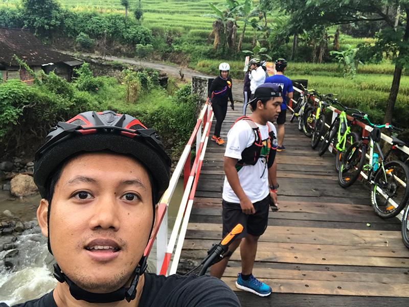 Rame-rame di Kampung Rambutan